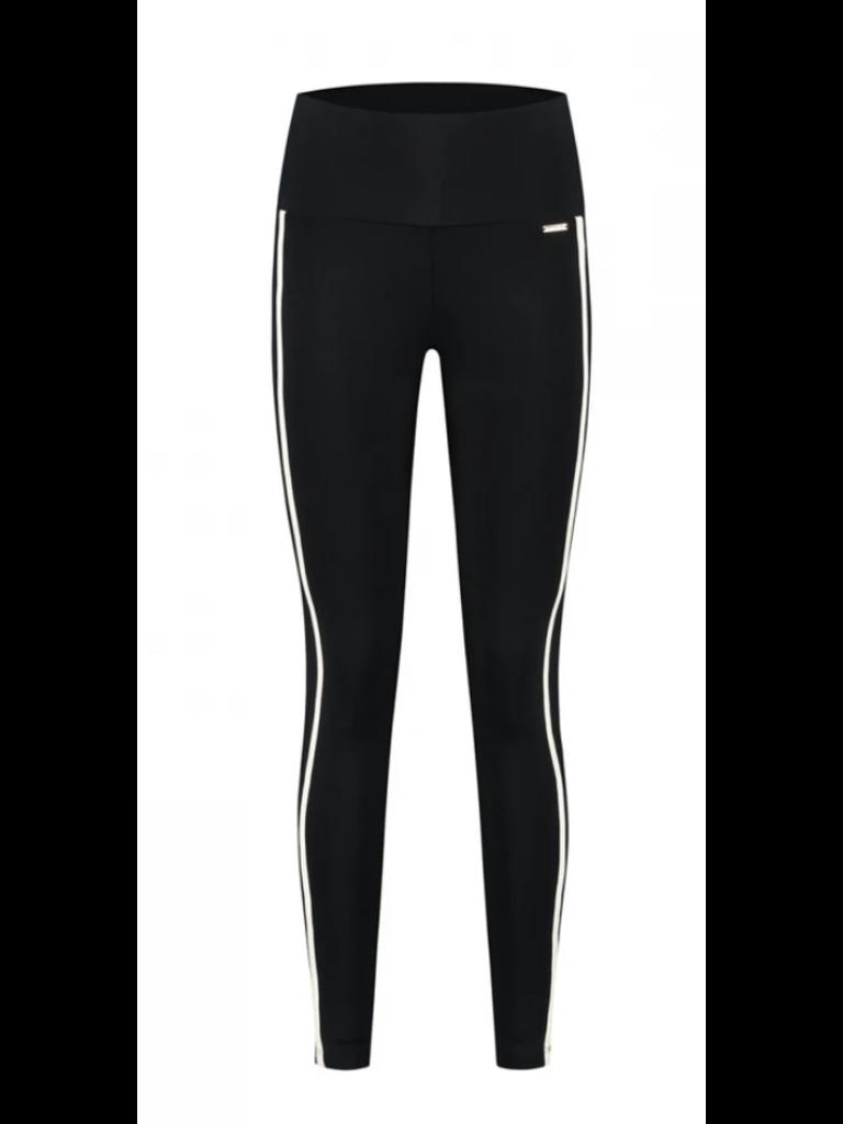 deblon sports Deblon Sports Kate leggings zwart off-white