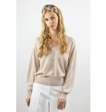 Be You Be You Cashmere cropped Be Stylish trui beige