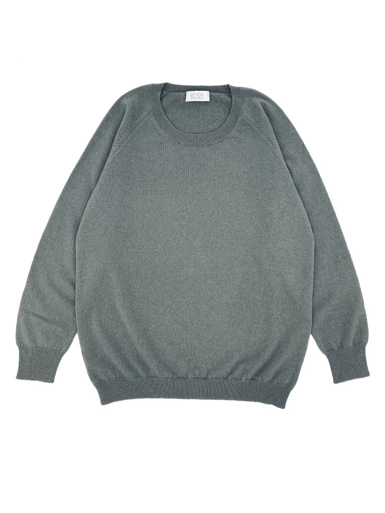 Be You Be You Cashmere Be Bold trui groen
