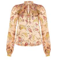Rinascimento Rinascimento blouse met bloemenprint