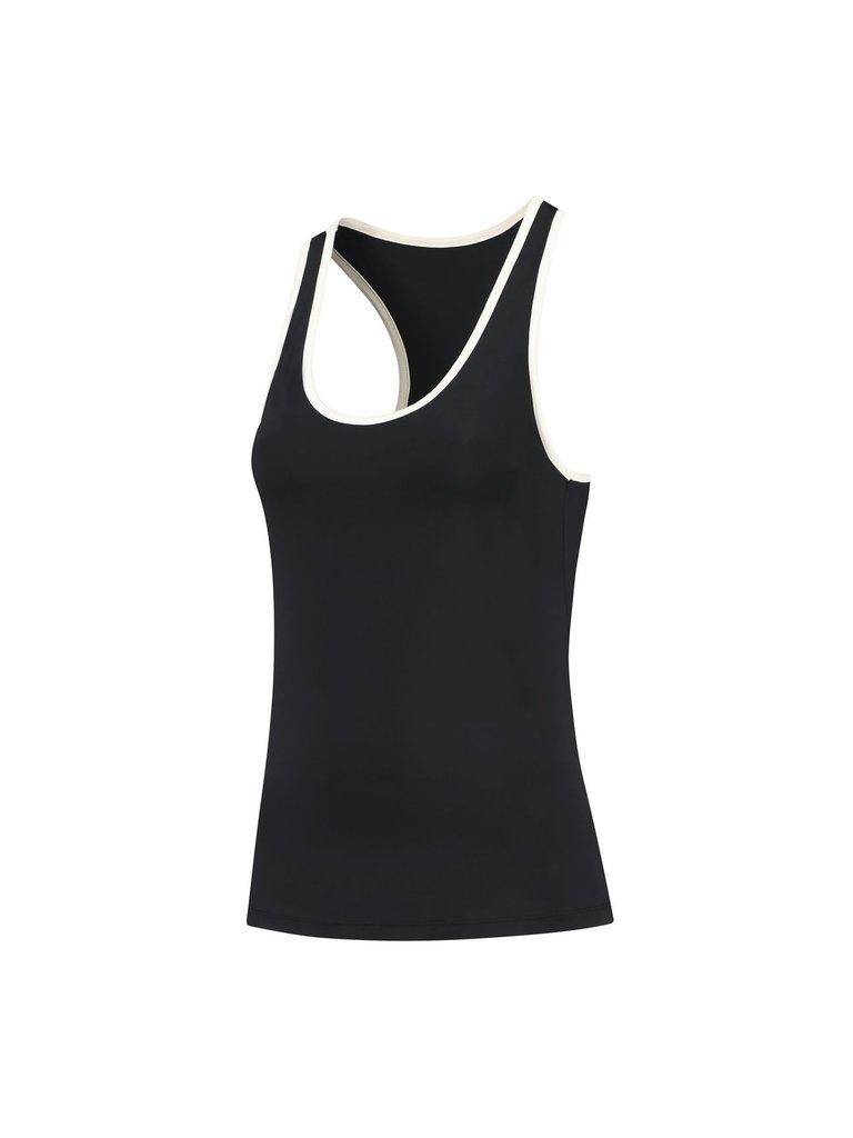 deblon sports Deblon Sports Kate top zwart / off-white