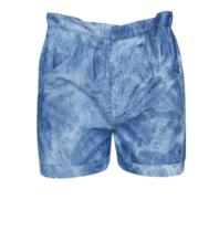 Les Favorites Les Favorites Kate jeans shorts blauw