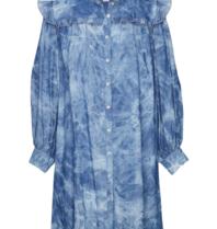 Les Favorites Les Favorites Dolly jeans dress blauw