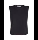 Co'couture Co'couturen Eduara top zwart