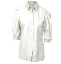 Est'seven Est'Seven Poppy blouse off-white