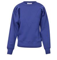 Est'seven Est'Seven Vetements sweater baja blue