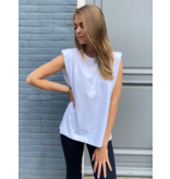 Co'couture Co'couture Eduarda top wit