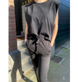 Co'couture Co'couture Costa Karma sweatpants zwart