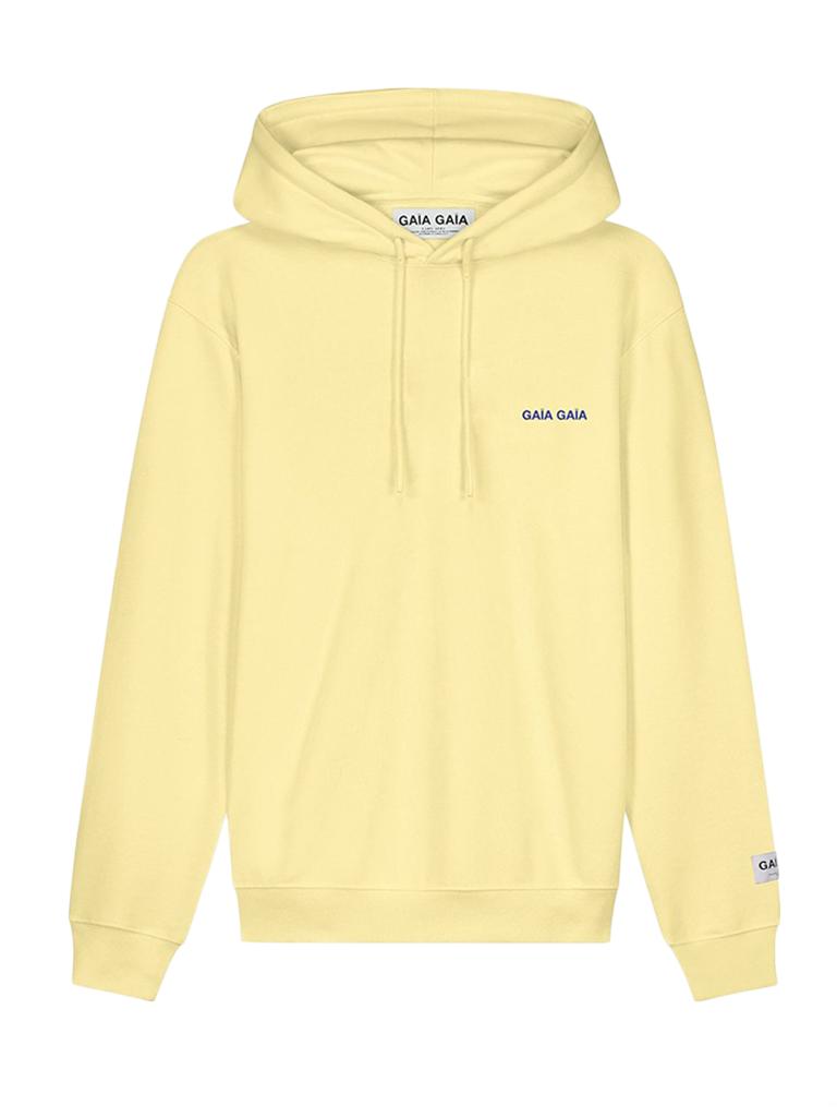 GAÏA GAÏA Copy of Gaïa Gaïa oversized hoodie soft pink