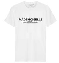 GAÏA GAÏA Gaïa Gaïa Mademoiselle loose t-shirt wit