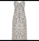 Rinascimento Rinascimento slip-on jurk met print off white