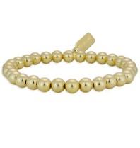 Pscallme Pscallme Basic Gold Coloured 6mm armband