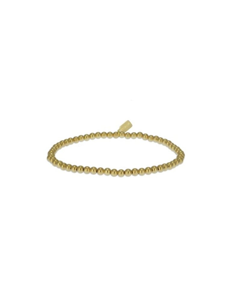 Pscallme Pscallme Basic Gold Coloured 3mm armband