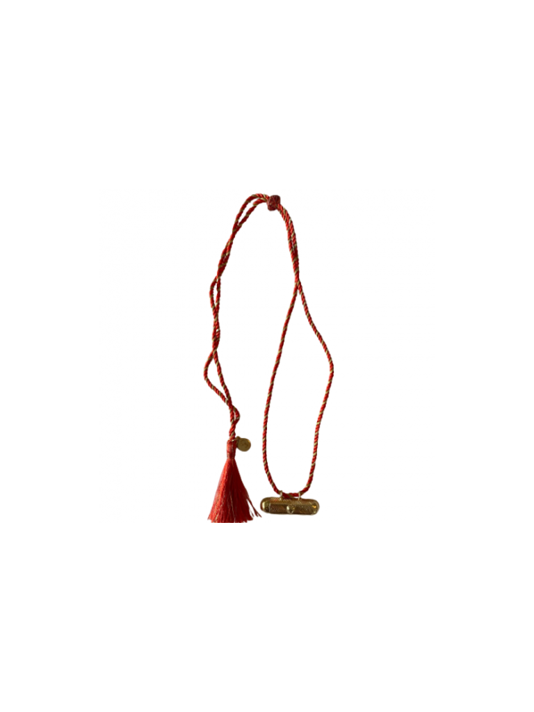 Pscallme Copy of Copy of Pscallme Prayerbox heart plain pink goldplated ketting