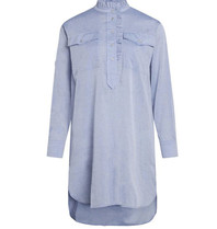 Co'couture Co'Couture Sissa Tunic shirt blauw
