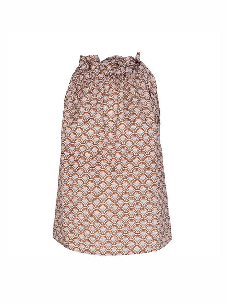 Co'couture Co'Couture Saki halterneck top roze
