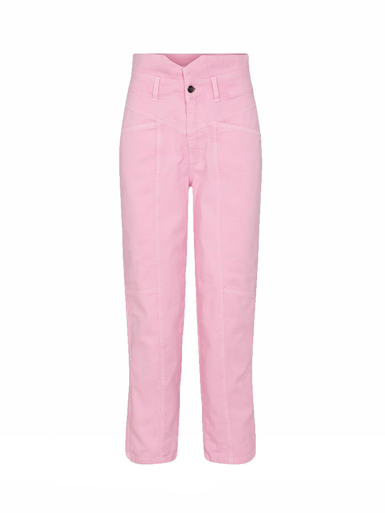 Co'couture Co'Couture Zora flash jeans roze