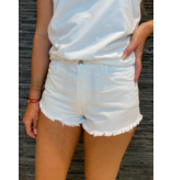 Rinascimento Copy of Rinascimento denim shorts wit