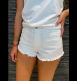 Rinascimento Rinascimento denim shorts wit