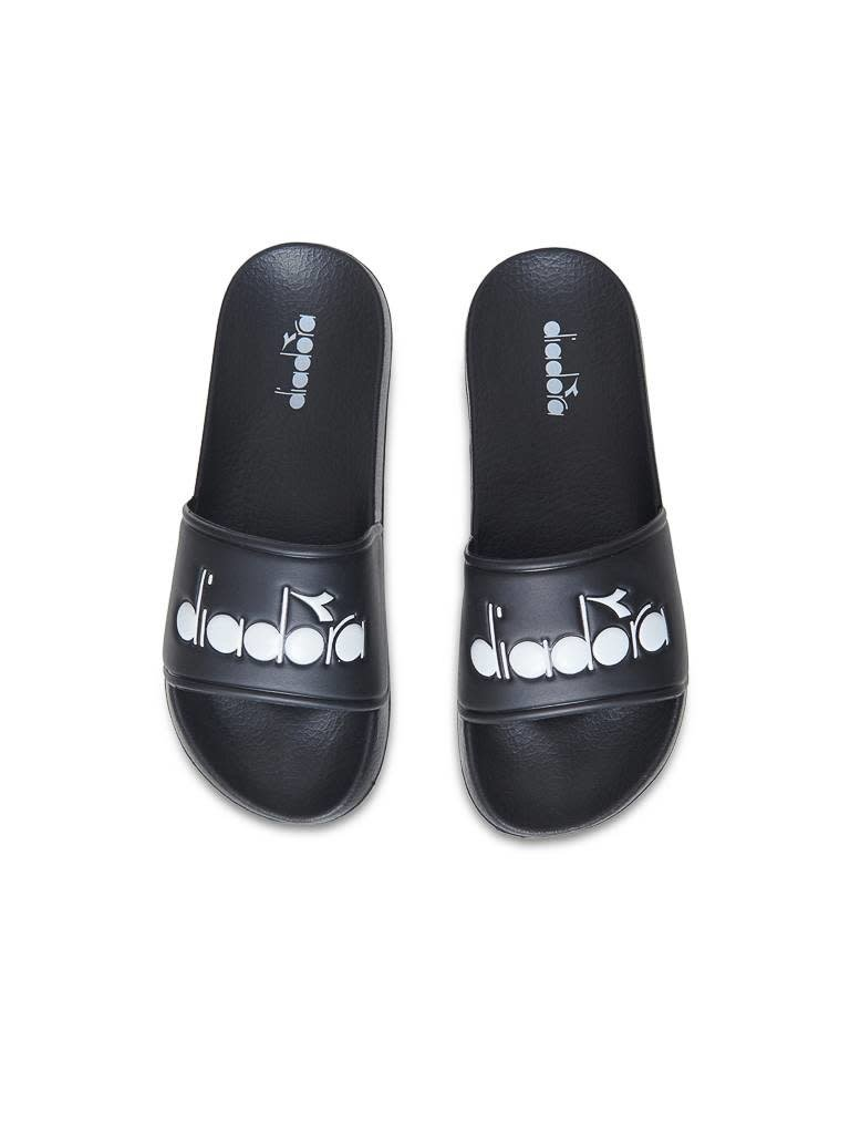 Diadora Diadora slipper black