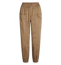 Rinascimento Co'Couture Marshall pocket pant walnut