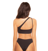 La Sisters LA Sisters Cut Out Bikini black