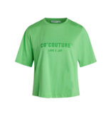 Co'couture Co'Couture Coco club tee Green