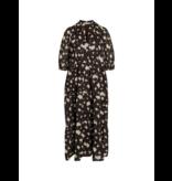 Co'couture Co'Couture Alyssa Floor Dress black