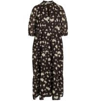 Co'couture Co'Couture Alyssa Floor Dress Mokka