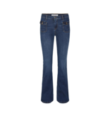 Co'couture Co'Couture Saint Boot Cut Jeans Blauw