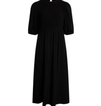 Co'couture Co'Couture Sun Smock Dress Black