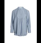 Co'couture Callum Volume Shirt Pale Blue