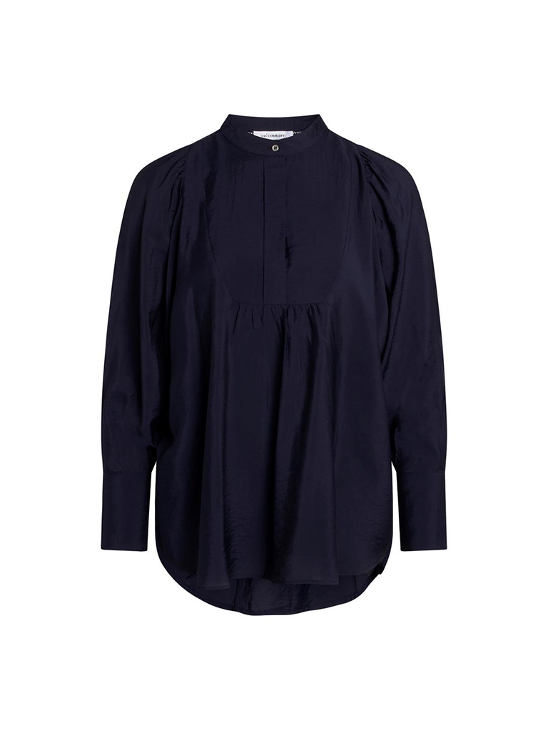 Co'couture Co'Couture Callum volume blouse navy
