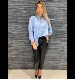 Co'couture Co'Couture Callum Volume blouse Pale Blue
