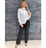 Co'couture Co'Couture Callum Pintuck Frill Shirt