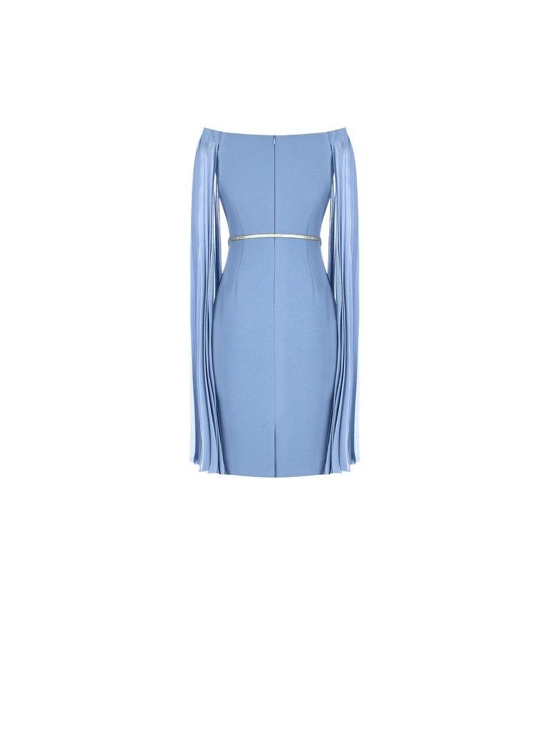 Rinascimento Rinascimento jurk blue