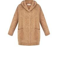 Rinascimento Rinascimento vest camel beige