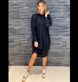 Co'couture Co'couture Callum volume jurk zwart