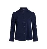 Co'couture Co'couture blouse Sandy navy