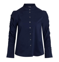 Co'couture Co'couture Sandy blouse navy