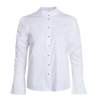 Co'couture Co'couture Sandy blouse wit