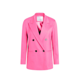 Co'couture Co'Couture Flashed Oversized blazer roze