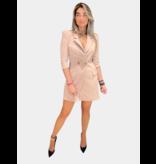 Elisabetta Franchi Elisabetta Franchi jurk roze