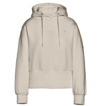Goldbergh Goldbergh Ollie sweater met capuchon beige