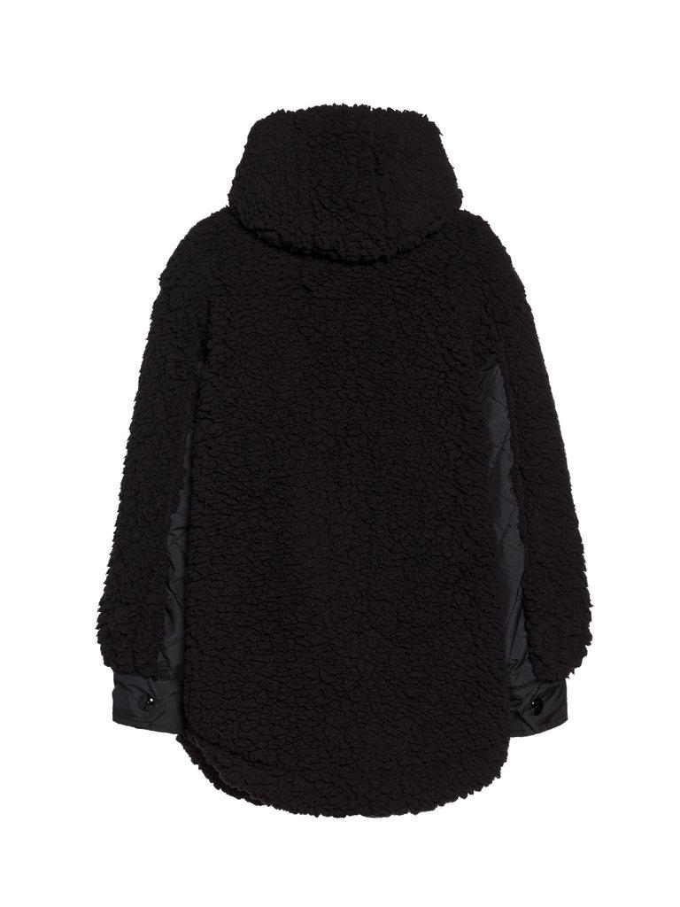 Goldbergh Goldbergh Cocoon jas zwart