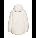 Goldbergh Goldbergh Cocoon jas off white