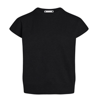 Co'couture Co'Couture Camron boxy sweater zwart
