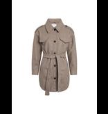 Co'couture Co'Couture Maximillian Shirt Jacket bruin