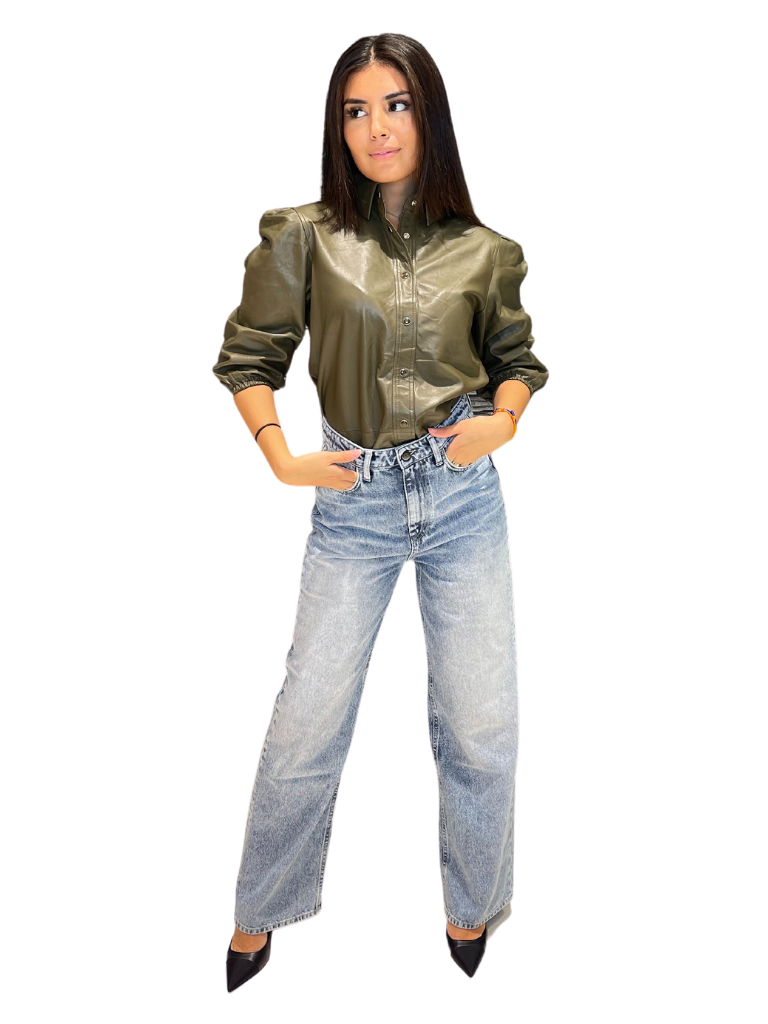 Co'couture Co'Couture Vika losvallende jeans