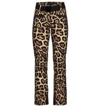Goldbergh Goldbergh jaguar skibroek bruin